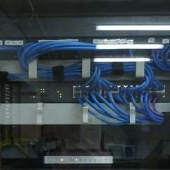 Instalación de Redes en Colegio Infantil de Sevilla